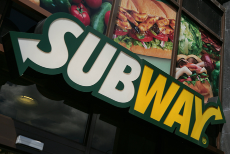 Campaign: Subway is challenging the Government on VAT