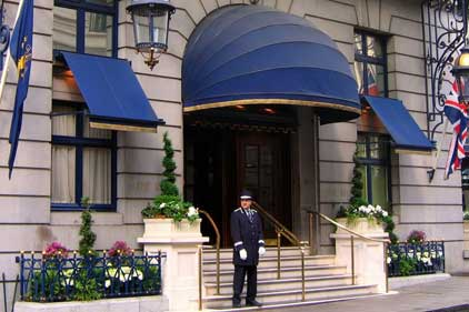 New PR manager: The Ritz