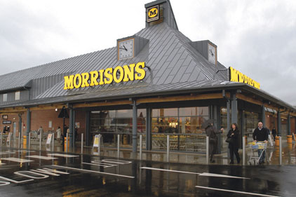 Happy shoppers: Morrisons to open up new stores