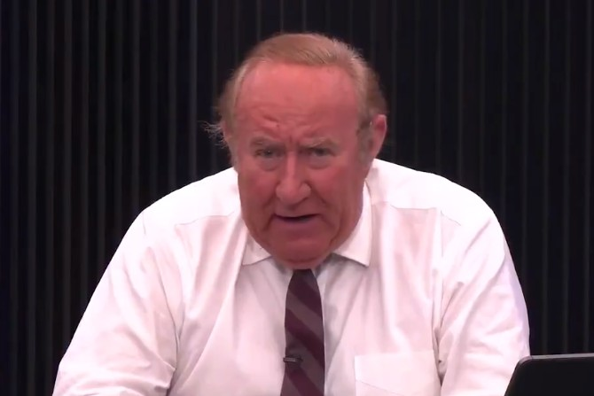 Andrew Neil: 'Corporate capitalism is becoming the useful idiot of bigots bent on censorship'
