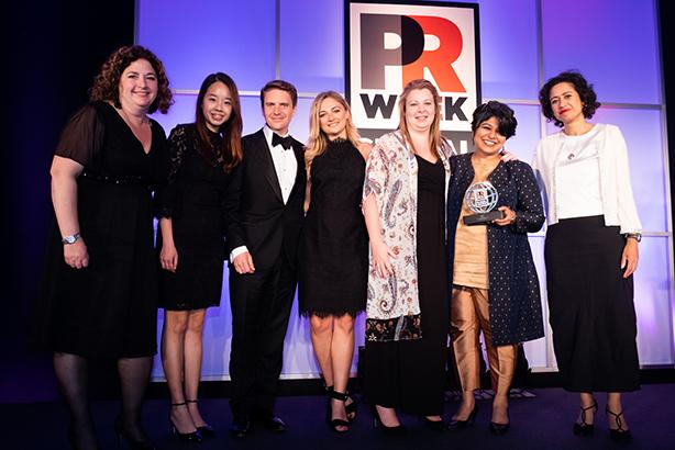 PRWeek Global Awards 2019: APCO named best Middle East agency