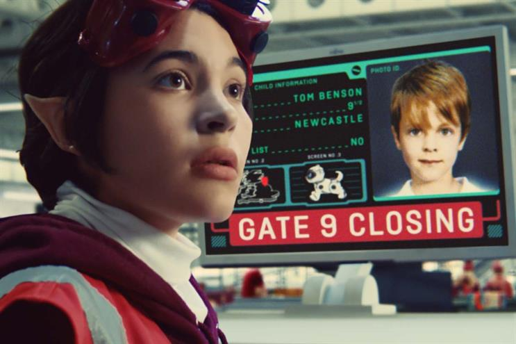 Argos launches fast-paced Christmas campaign packed with elves, super sleighs and a unique competition for kids