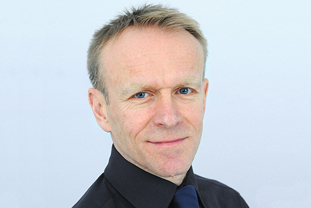 Adam Brimelow brings his skills as a former BBC health correspondent to his new role as director of communications