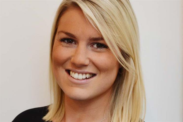 Alexandra Lewington, head of PR & communications, Reuben Sinclair