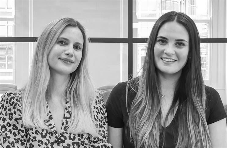 Promoted (L-R): Lucy Newson and Hannah Lynch