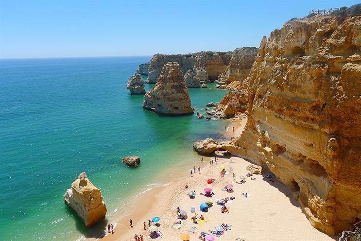 The stunning Algarve region is a popular tourist destination