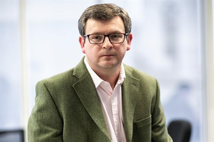 Andrew Pemberton, interim director of comms, HMRC