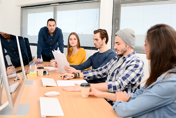 The new PR apprenticeship standard should be available to employers in the autumn (©ThinkstockPhotos)