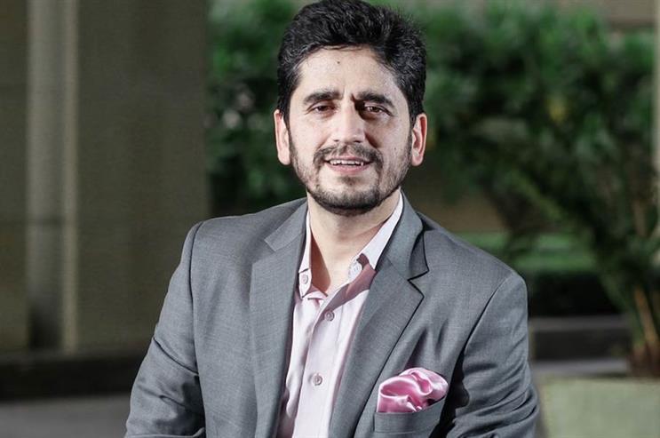 Atul Sharma named president of PRCAI