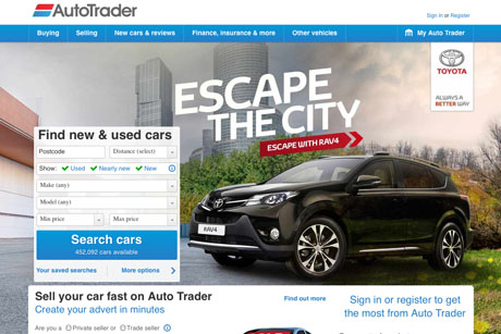 AutoTrader: Searching for a new consumer PR agency