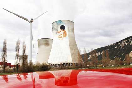 EDF: London 2012 sustainability role