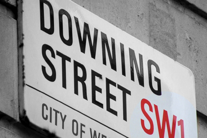 Leaving Downing Street: Derek Smith joins the National Security Council