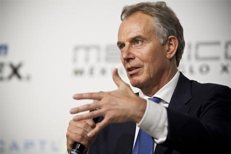 Tony Blair (Credit: Rex Features)