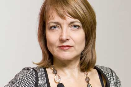 Catherine May: leaving Centrica