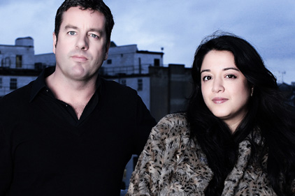 MCBX founders: Macky Drese and Kate Amarnani