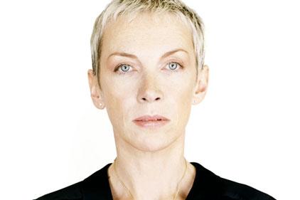 Music industry clash: Annie Lennox