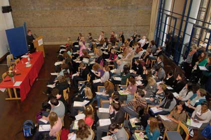 Attentive: CharityComms conference