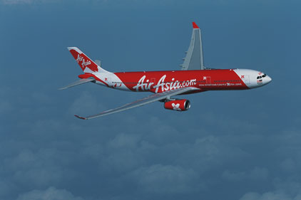 Flying high: AirAsia is expanding in Europe