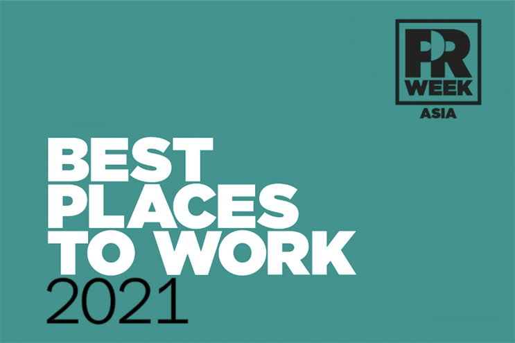 Best Places to Work Asia 2021: Winners revealed