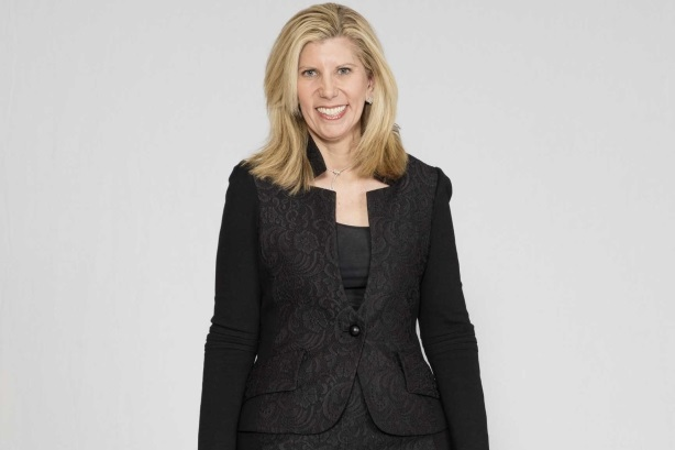 Barri Rafferty is the first woman to lead a top five gobal PR firm.
