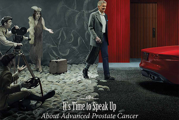 How Bayer is encouraging prostate cancer victims to 'Speak Up'