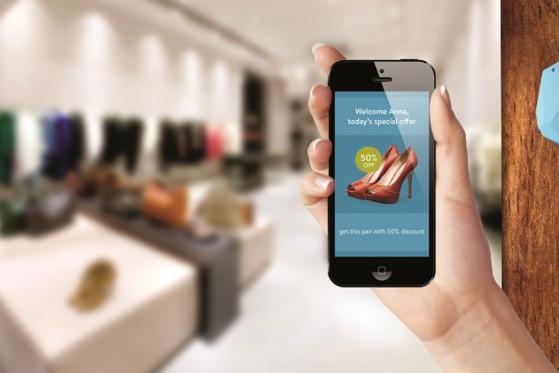 Beacons are the next hot real-time marketing tool