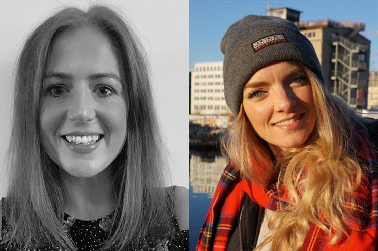 Olivia McCulla (L) and Becky Merchant (R) have been appointed to bolster the unit as it eyes future growth