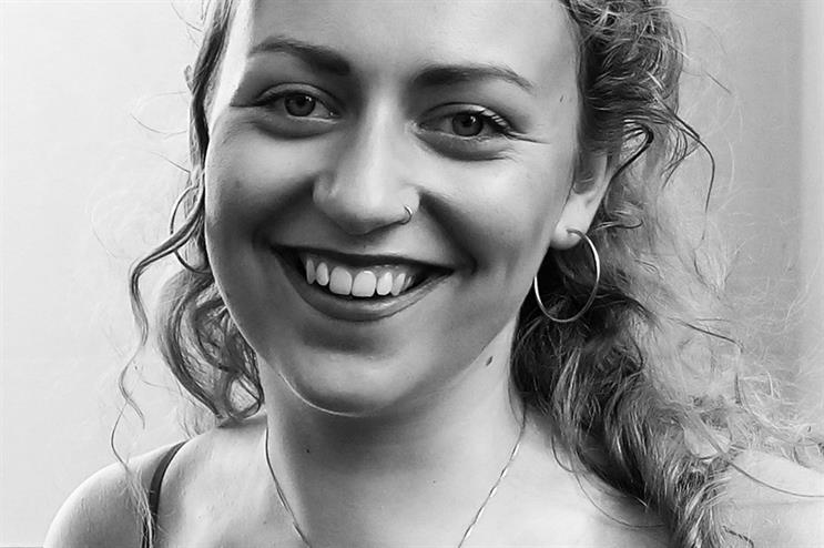 PRWeek UK 30 Under 30 Newcomer: Rachel Besenyei, BrandContent