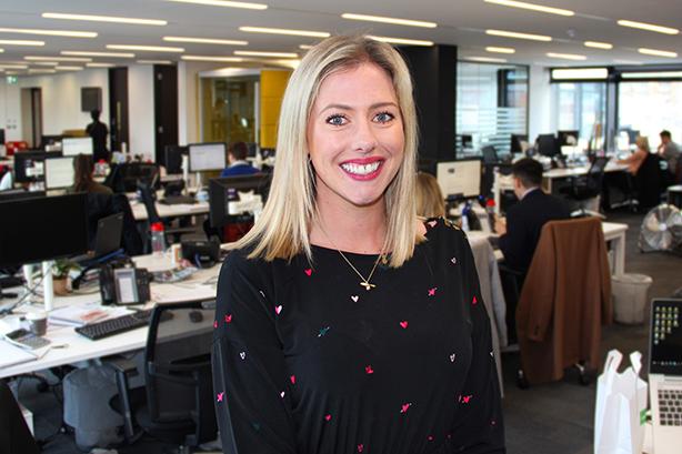 Grayling's new Birmingham boss Bethany Pearson