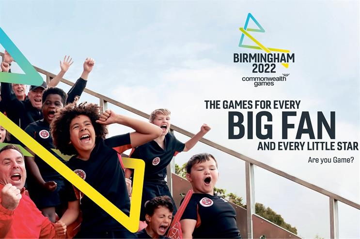 Birmingham 2022 Commonwealth Games is launching a creative services and marketing framework