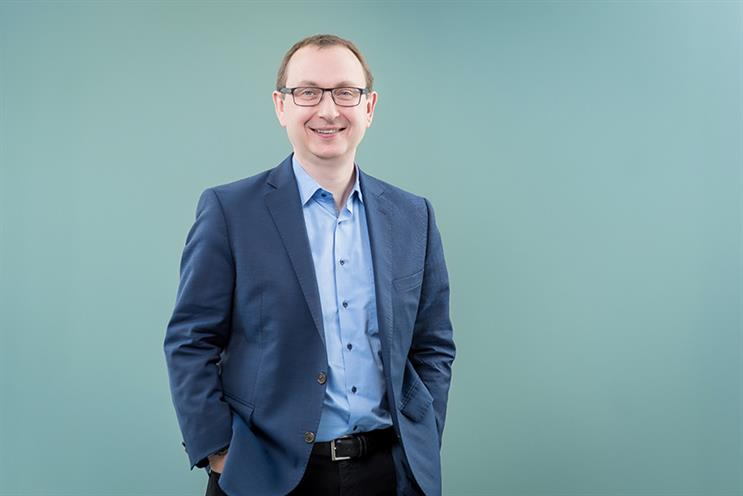 Richard Carpenter has been promoted to chief executive