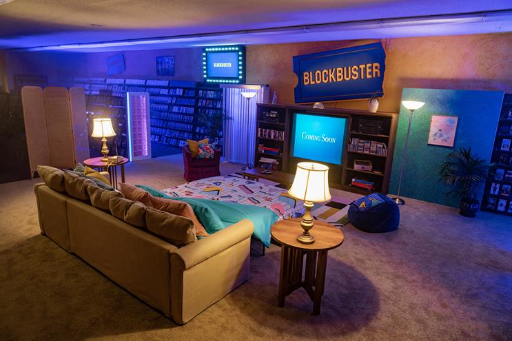 'The Last Blockbuster' by AirBnb and Weber Shandwick is shortlisted in the PR Lions