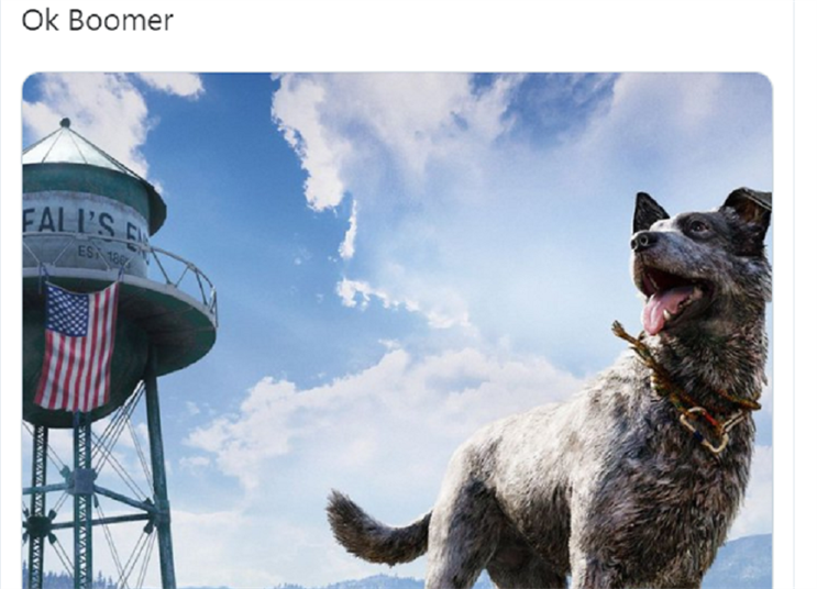 7 brands getting in on OK, Boomer