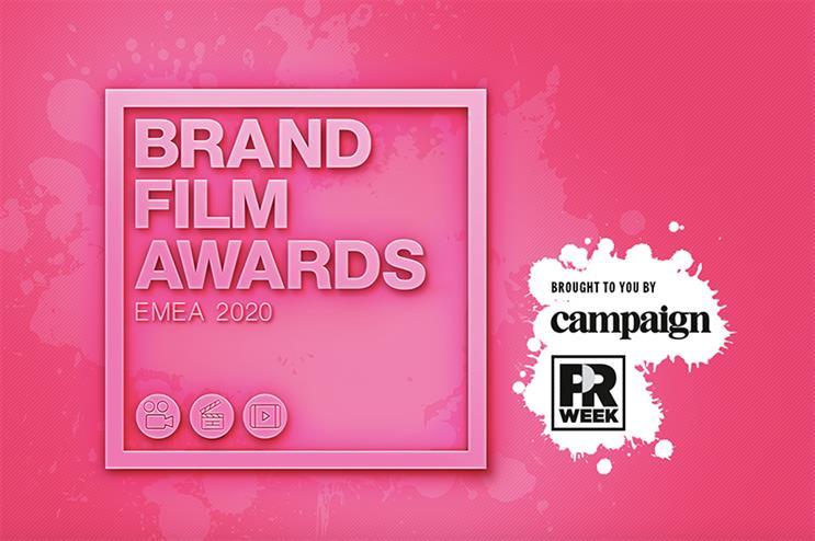 Brand Film Awards EMEA 2020: winners revealed