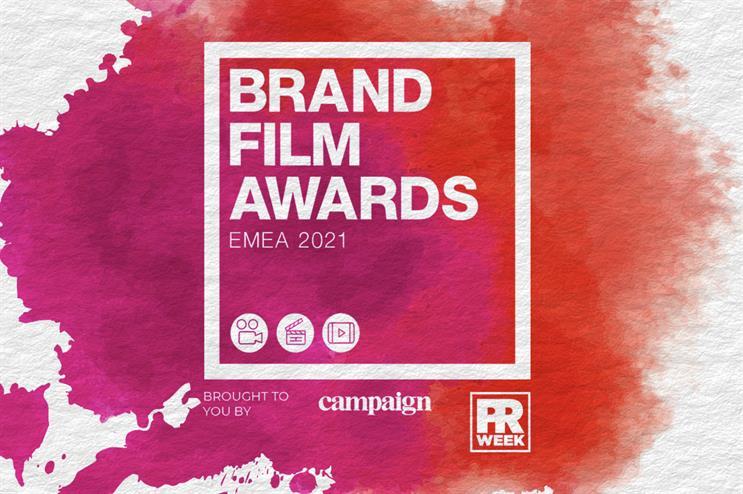 Brand Film Awards EMEA 2021: second batch of winners revealed today