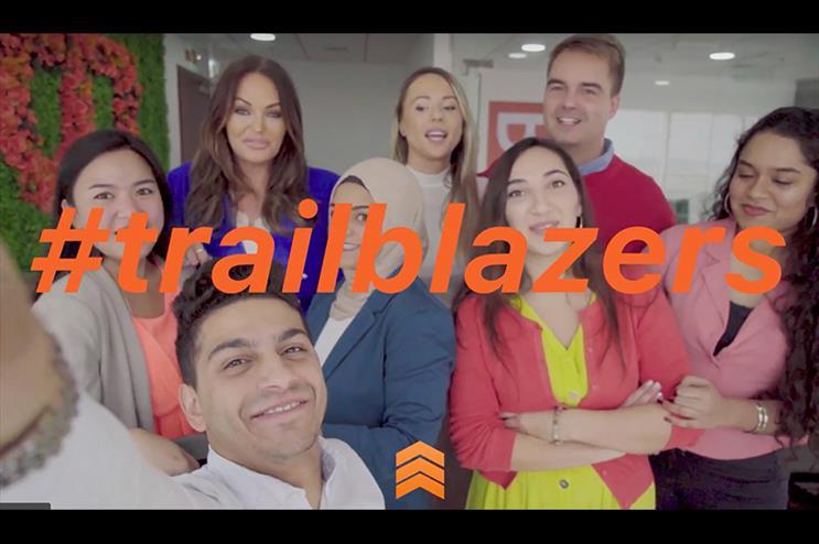 Brazen's Dubai office has taken on the moniker of 'trailblazers'