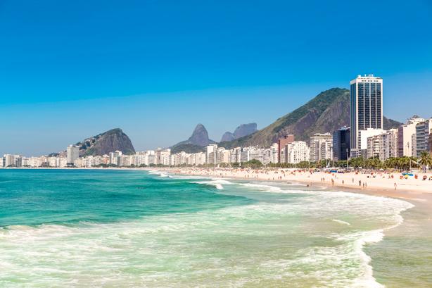 Postcard from Brazil