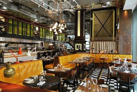 Bread Street Kitchen: Part of the Gordon Ramsay Group