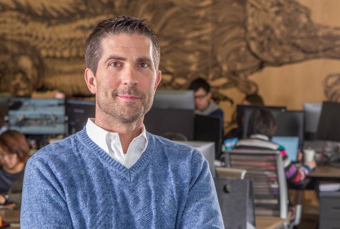 Brian Whipple, senior MD, Accenture Interactive: Power List 2017