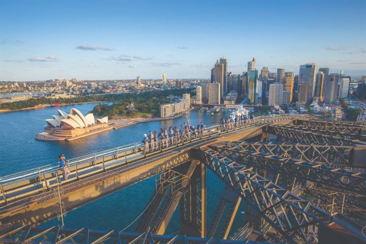 In brief: BridgeClimb Sydney hires London agency, wins for Centropy, CAB, Carousel and Wentworth