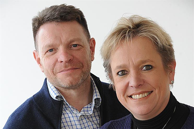 Dr Nick Broughton and Louise Sharp have launched a pharmaceutical ethics and compliance education agency