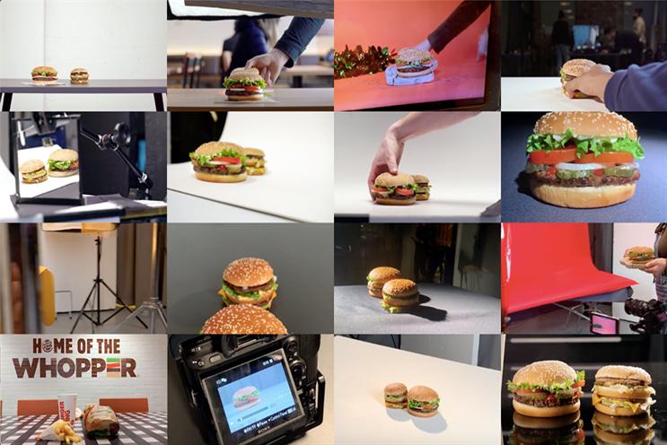 Watch: Burger King's Whopper of a secret