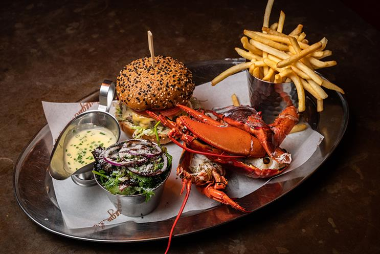 Burger & Lobster hires London PR agency