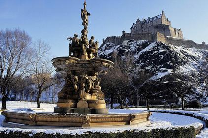 Scotland: Winter attractions