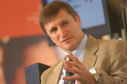 Joining GSK: Adrian Hodges