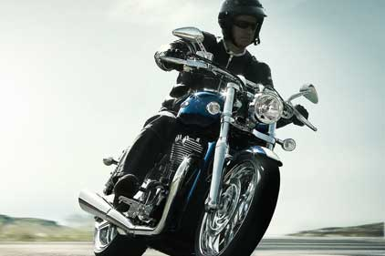 GE Capital: finances motorbike firm Triumph