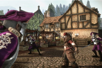 Familiar voices: celebrities provided voiceovers for Fable III