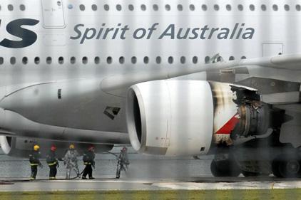 Engine failure: Rolls-Royce blamed for Qantas problems