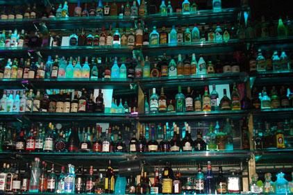 Scrutinised: binge drinking culture
