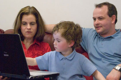 Children on the internet: DCSF campaign